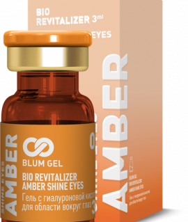 Blum Gel BioRevitalizerAmber Shine Eyes 0,8 %