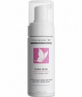 Очищающая пенка для всех типов кожи PURE SKIN