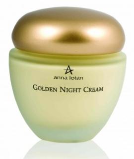 Золотой ночной крем