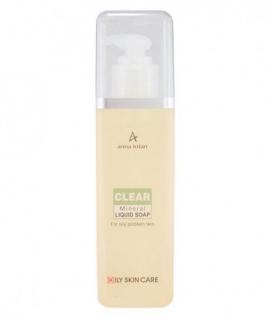Гигиеническое минеральное мыло для жирной проблемной кожи